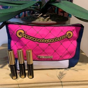 Estée Lauder Bundle of 3 Travel Mascaras/ZIP Bag
